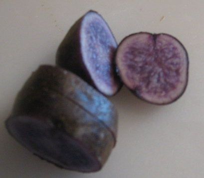 oh purple potato majesty
