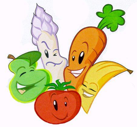 toon veggies