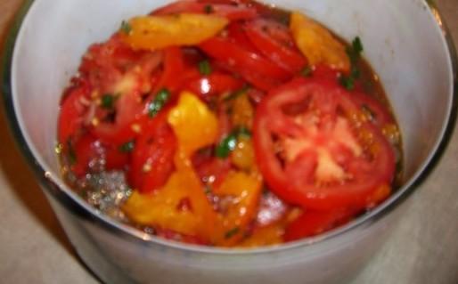tomato salat