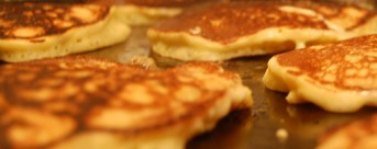 corn cakes second side