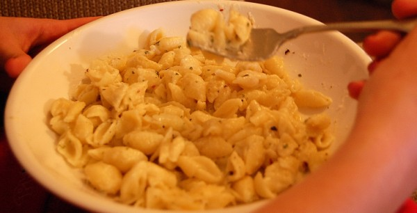 pasta side