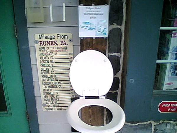 tailgate toilet