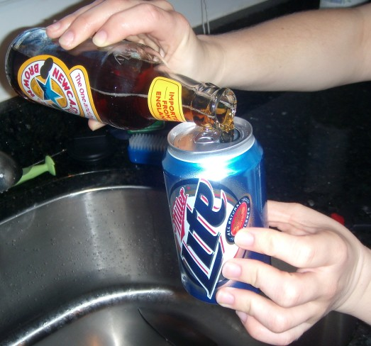 beer transfer