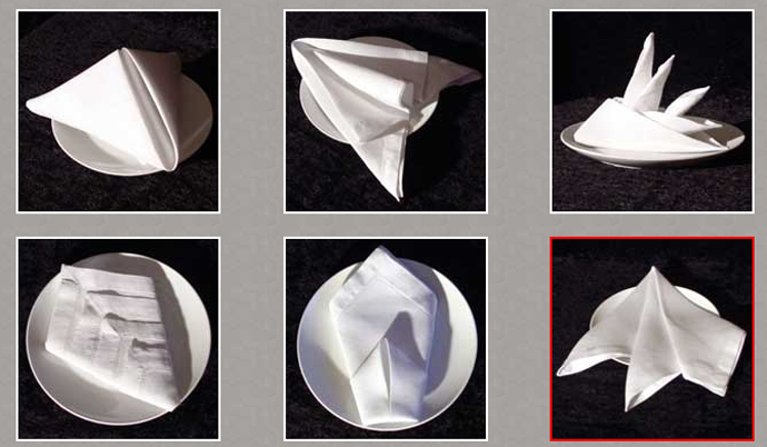 : setting table napkin placement - pezcame.com