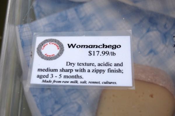 womanchego