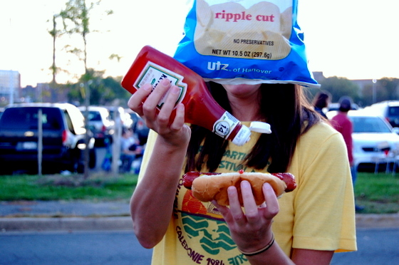 ketchup vs. mustard