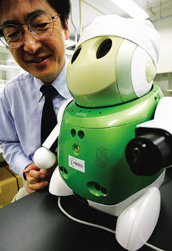 JAPAN THE WINEBOT