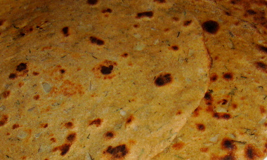 cooked-parathas