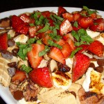 Sweet & Fruity Nachos