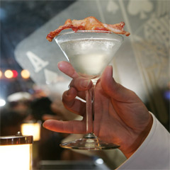 bacon-martini