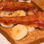 bacon banana