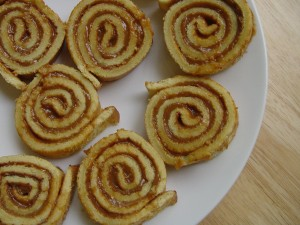 Caramel Jelly Roll