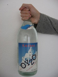 Greece - Ouzo