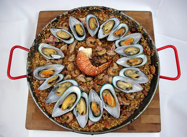 Spain - Paella