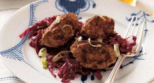 Denmark - Meatballs