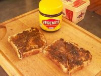 Australia - Vegimite on Toast