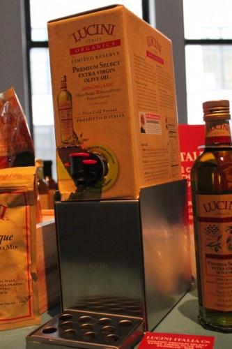 olive oil keg
