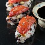 tomato-sushi