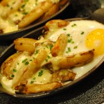 potato egg dish