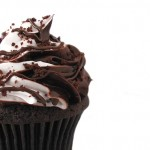 Mudslide Cupcake
