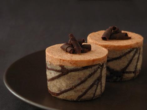 Pumpkin Caramel Mousse Cake_Endless Simmer