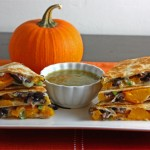 Pumpkin Quesadillas 500