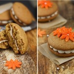 Sweet Potato Whoopie Pie