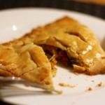 Sweet Potato and Gruyere Turnover