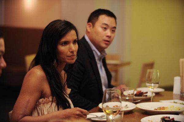 Padma Lakshmi, David Chang, Top Chef All-Stars