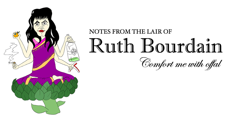 ruth bourdain