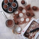 Chocolate Beer Truffles-Bakers Royale