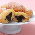 Chocolate Beer Filled Donuts_Endless Simmer