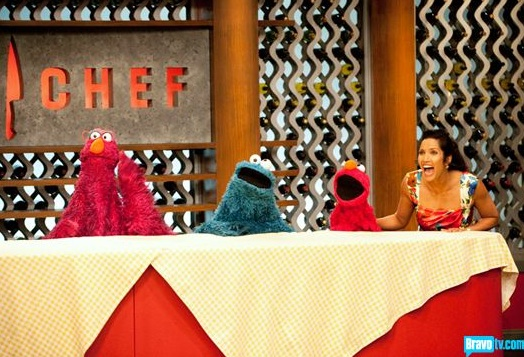 Top Chef Muppets
