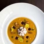 kuri squash soup