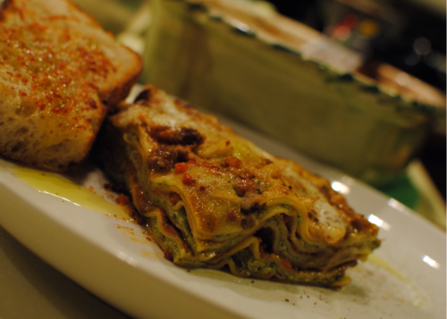 5-Hour Energy Lasagna
