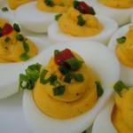 sriracha-deviled-eggs