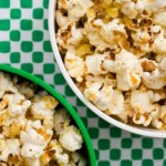 Chili Lime Tequila Popcorn
