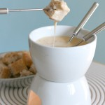 Chipotle Tequila Cheese Fondue