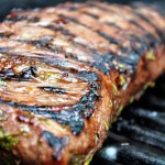 Grilled Tri-Tip with Tequila Marinade