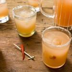 Red Chile Guava Margaritas