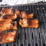 Tequila Marinated Hot Ribs