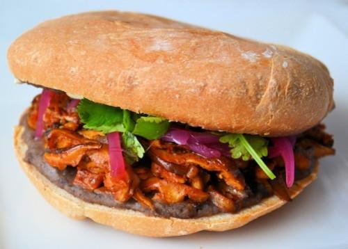 America's Top 10 New Sandwiches — Veganized