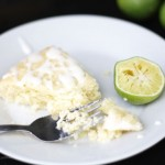 Sweet Coconut Lime Cake
