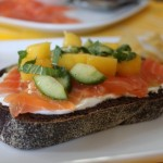 Tequila-Cured Salmon Gravlax