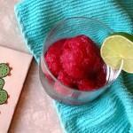 Prickly Pear Granita