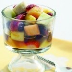 Tequila Spiked Fruit Salad