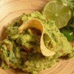 Triple Green Tequila Guac