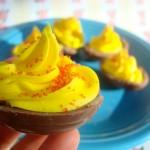 dessert deviled eggs