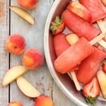 Strawberry Peach Vodka Peach Collins-Endless Simmer