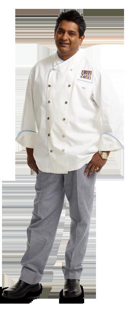 Interview with :    Floyd Cardoz, Executive Chef of Tabla, Won Top Chef Masters season three